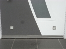 Türflügel mit LED Beleuchtung