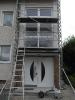 Alu Haustüre mit Treppenhauselement Windischeschenbach